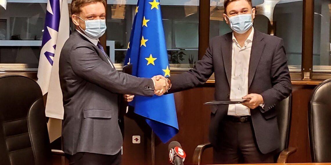 Експортно-кредитне агентство та Укрексімбанк розпочали співробітництво з підтримки українського експорту